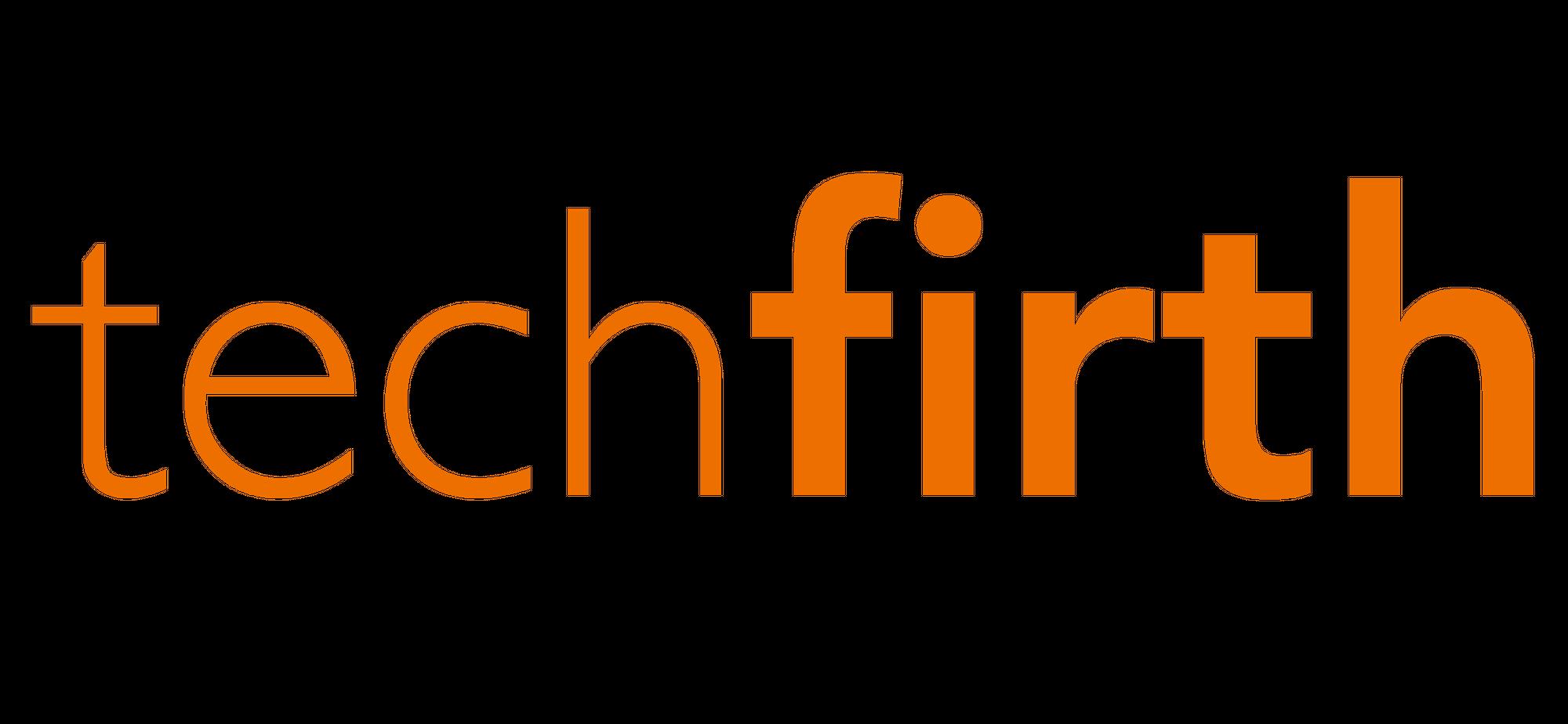 techfirth • a few more words...